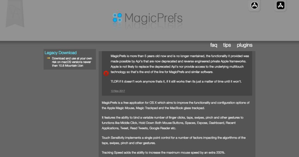 Magic Prefs