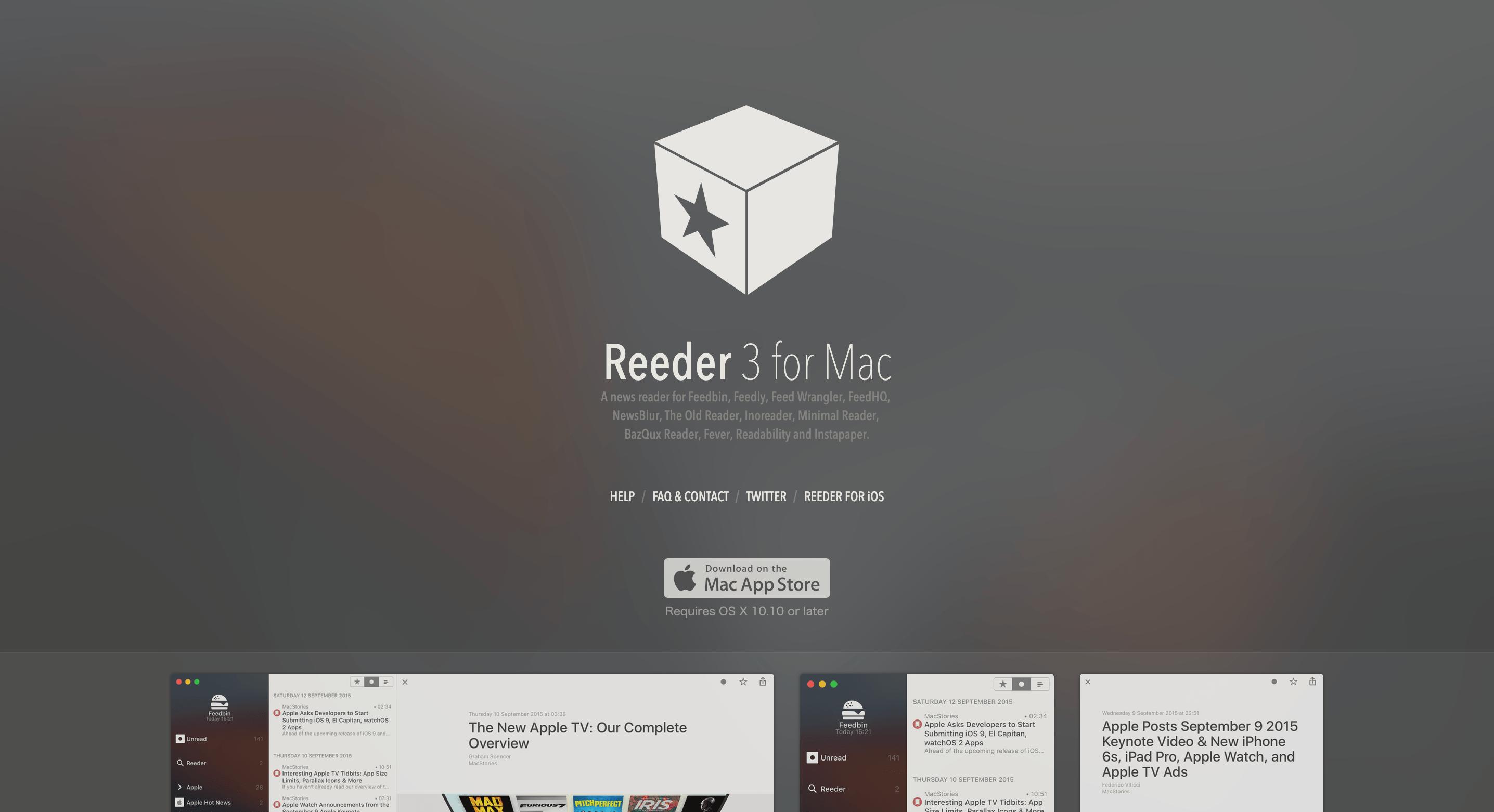 Reeder 3