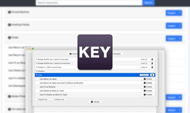 Karabiner-Elementsを使って、Finder上でReturnを押すとファイルを開くようにする