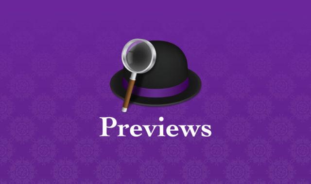 Alfred 4のファイル検索時にプレビュー表示ができるPreviewsの設定項目まとめ